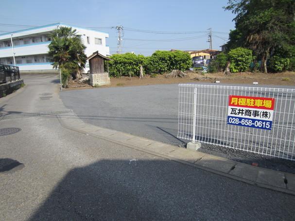 駐車場(賃貸)