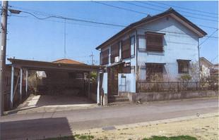 中古居住用住宅(買う)