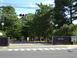 宇都宮大学峰キャンパス正門 フランス庭園も観て見て