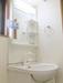 うれしい、シャワー洗面台&独立脱衣所。
