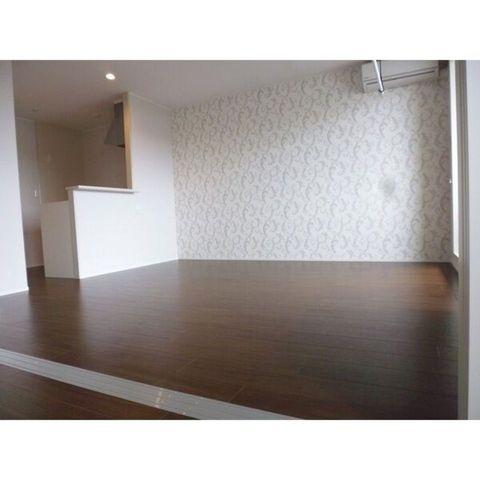 バルコニーからお部屋を見た感じはこんな感じ~❀